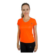 Camiseta Color Dry Workout Ss  Cst-400 - Feminino - Gg - La