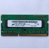 Memoria Portátil Ddr3 2gb 12800/1600 Microm, Comp. Mac/pc