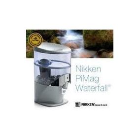 Purificador Agua Nikken Waterfall Ioniza Regula Ph + Y +02