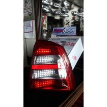 Sinaleira Lanterna Traseira Gm Astra Sedan 03..ré Cristal