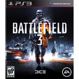 Battlefield 3 Ps3 Original Físico En Disco Envíos
