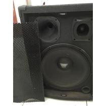 Kit Som 2 Caixas 15+oversound+selenium+crossover+1 Retorno