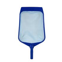 Peneira Para Limpeza De Piscina Com Pá Plástica Brustec