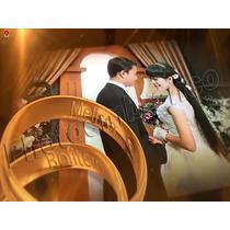 Projeto Editável After Effects Aniversário Casamento Noivado
