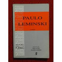 Melhores Poemas De Paulo Leminski (livro) - Paulo Leminski