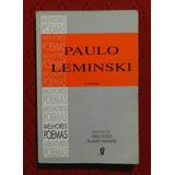 Melhores Poemas De Paulo Leminski (livro) | Paulo Leminski