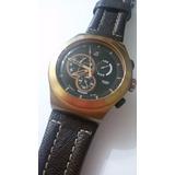 Reloj Swatch Irony Original Marron