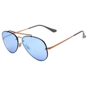 Óculos Ray Ban Blaze Aviator - Óculos De Sol no Mercado Livre Brasil 0a56322ea5