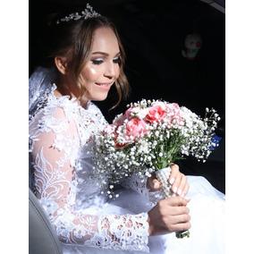 Vestido Para Noiva - Em Promoção