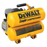Compresor Dewalt 4 Galones 1.1 H,p. 14 Amperes 125 Psi