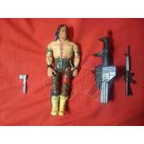 Rambo Coleco / Jocsa - Serie 2 (1987) Chief (jefe Indio)