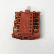 Chave Seletora Forno Electrolux Oe8mx Oe8mb - 261205201051