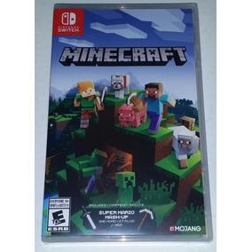 Video Juegos Nintendo Switch Minecraft En Mercado Libre Mexico