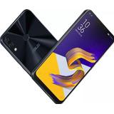 Asus Zenfone 5 64gb Tela 6.2 4gb Midnight Blue + Capa Asus