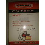 Filtro De Aire Jeep Grand Cherokee/laredo/limited 2005-2008
