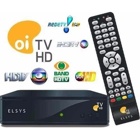 Receptor Livre Elsys Oi Tv Etrs35/37 Livre De Mensalidade