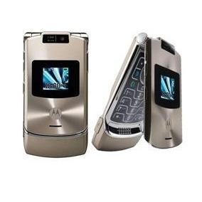 Motorola V3 - Desbloqueado, Original Raridade De Vitrine