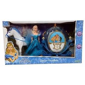 Ditoys Princess Carroza Encantada Muñeca Original De Ditoys