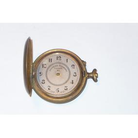 Reloj Bolsillo Roskopf Patente 1 Enchapado Oro No Funciona