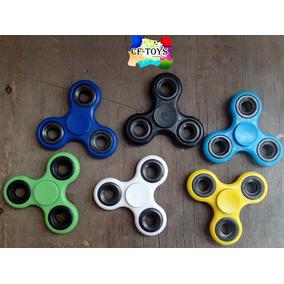 Fidget Spinner Con Peso Juguete Didactico Estres Cf
