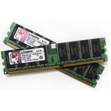 Memorias Kingston Ram 512 Mb Ddr1 Y Ddr2