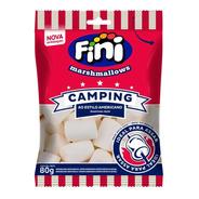 Marshmallows Camping Fini 80g - Fini