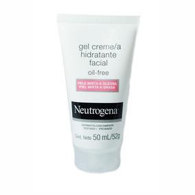 Neutrogena Gel Creme Hidratante Facial - Pele Mista A Oleosa