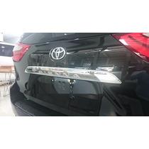 Toyota Sienna 2011 - 2015 Moldura Cromada En Puerta Trasera