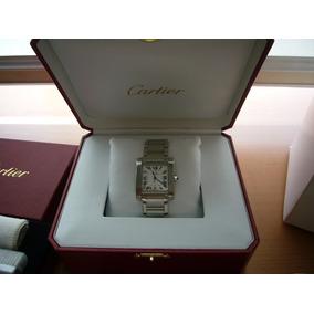 Reloj Tank Cartier Swiss Made 31mm