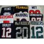 Jersey Nfl Camisa Futebol Americano Diversas Pronta Entrega