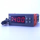 Controlador De Temperatura Digital Con Sensor 90vac~250vac