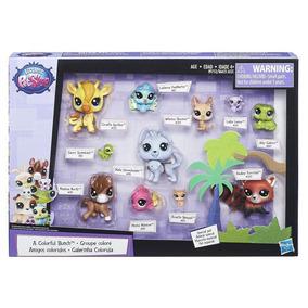 Littlest Pet Shop Paquete De Mascotas Mis Mascotas Arcoíris