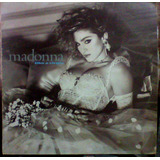Madonna Like A Virgin Disco De Acetato