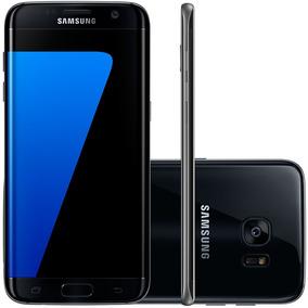 Samsung Galaxy S7 Edge G935f 32gb 4g 4gb Ram Preto + Nf-e