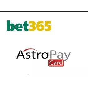 Cartão Astropay - Astropaycard - Bet365 - Betfair - Netelli