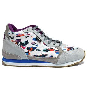 Zapatillas Para Mujer Roxy Swift Gry #36212015