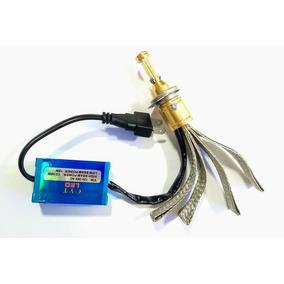 Lampada Farol Super Led H7 6000k Ninja 300 2013-2013