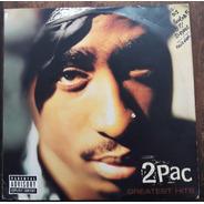 4x Lp Vinil (vg+) 2pac Greatest Hits 1a Ed Usa 1998 Gat Raro