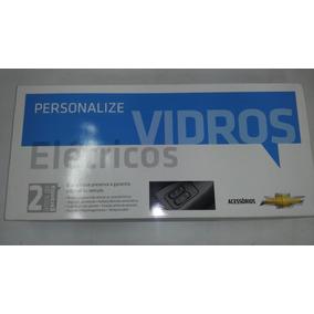 Kit Vidro Elétrico Porta Traseira Agile - Acessório Original