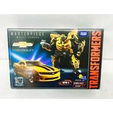 Transformers Bumblebee Masterpiece Chevrolet Hasbro