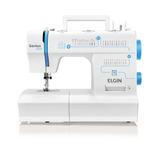 Máquina De Costura Genius Plus Jx-4035 - Elgin 127v