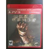 Juego Físico Ps3 / Playstation 3 - Dead Space