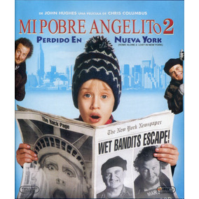 Bluray Mi Pobre Angelito 2 ( Home Alone 2 ) 1992 - Chris Col