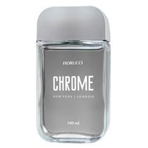 Chrome Fiorucci- Perfume Masculino - Deo Colônia 100ml
