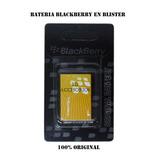 Bateria Pila Blackberry C-m2 Para Bb8100/8120/8220 100% Orig