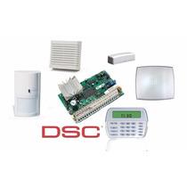 Kit Alarma Dsc 585 Inalámbrica Dsc Última Tecnología