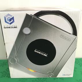 Nintendo Game Cube Na Caixa - Sem Controle