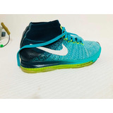 Nike Zoom All Out Del 22.5 Mex Originales Usados Con Detalle