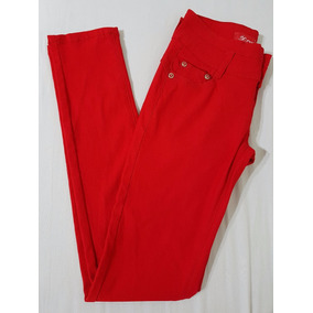 Chupin Elastizado Importado Dromedar Rojo 38/40 Tiro Bajo