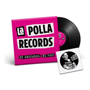 Pack La Polla Records  Ni Descanso, Ni Paz!  *vinilo+cd+reme